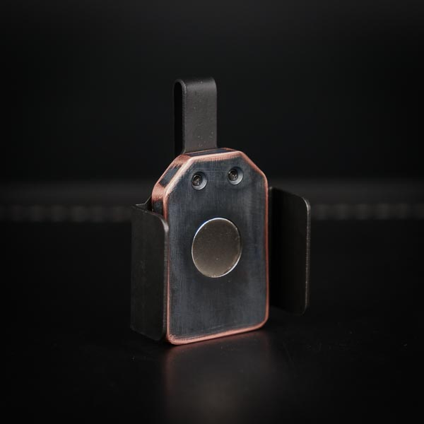 Black & Tan Copper Custom Shop