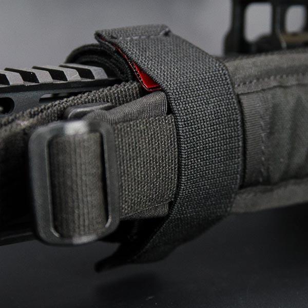 black sentry strap